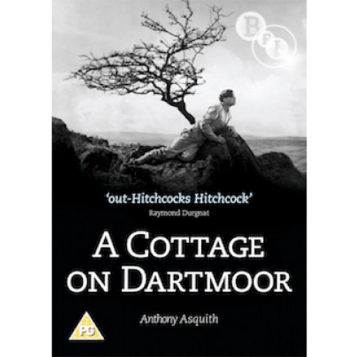 A Cottage on Dartmoor Anthony Asquith DVD BFI