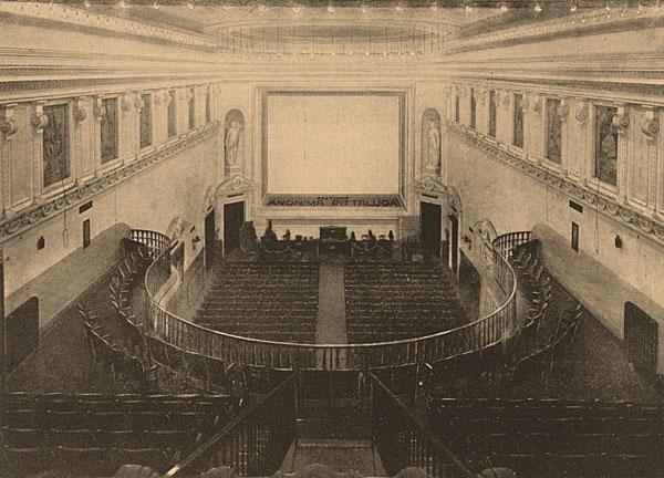 Cinema Gambrinus Firenze