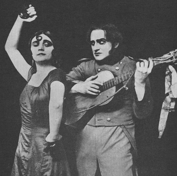 Carmen, Ernst Lubitsch 1918