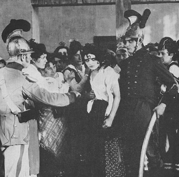 Carmen, regia di Ernst Lubitsch 1918