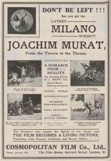 Joachim Murat From the Tavern to the Throne