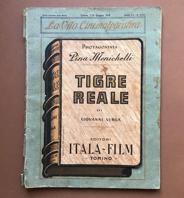 La Vita Cinematografica, Torino 7-15 giugno 1916
