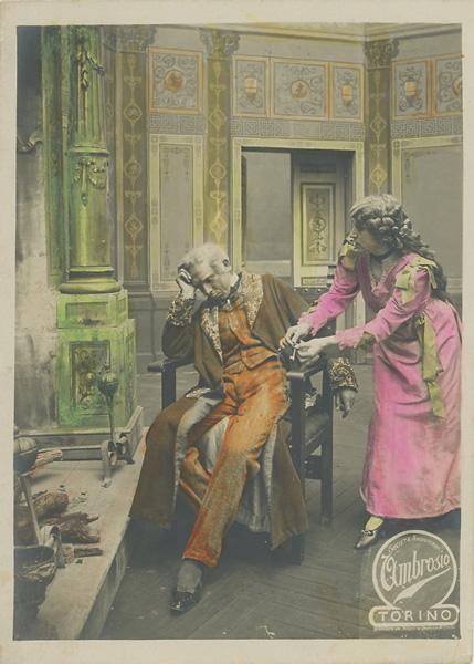 La stanza segreta (1830) Collezione Archivio In Penombra