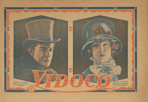 Vidocq, Pathé Consortium 1923