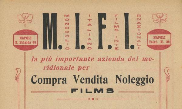 M.I.F.I. Monopolio Italiano Films Internazionali