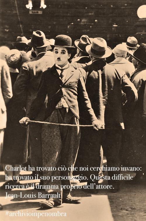 Charles Chaplin Jean-Louis Barrault