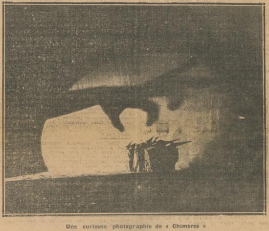 Chimères Loïe Fuller 1925