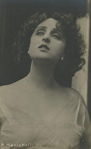 Pina Menichelli La storia di una donna 1920